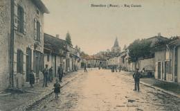 H131 - 55 - DAMVILLERS - Meuse - Rue Carnot - Damvillers