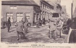 Roesbrugge, Rousbrugge, Prisonnier De Guerre Allamands En Corvée, Guerre 1914-1917 (pk46148) - Poperinge