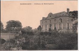 BAMBECQUE-CHATEAU DE MATRINGHEM - France
