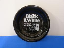 "Ramasse Monnaie ""BLACK & WHITE"". Scotch Whisky - Other"