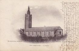 Roesbrugge, Rousbrugge, L'Eglise (pk46163) - Poperinge