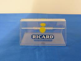 "Porte Menu ""RICARD"" - Alcools"