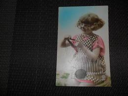 Fillette ( 240 )    Enfant  Kind  Meisje  Lunettes  Lunette  Bril - Enfants
