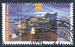 2017  Elbphilharmonie In Hamburg - Used Stamps