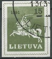 LITAUEN 1991 Mi-Nr. 472 O Used - Aus Abo - Lithuania