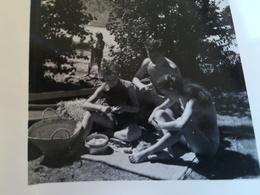 MELI  -   MÉLO DE 120 PHOTOS ORIGINALES CAMPING PLAGE MOULIN VOITURES ANNÉES SURTOUT 5O À 60 - Album & Collezioni