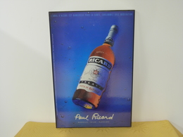 """Publicité """"RICARD"""" Modèle 2 - Advertising (Porcelain) Signs"""