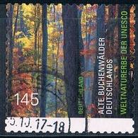 2014 Alte Buchenwälder Deutschlands (selbstklebend) - [7] République Fédérale