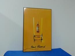 """Publicité """"RICARD"""" Modèle 1 - Advertising (Porcelain) Signs"""