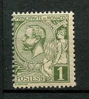 MONACO N° 11 ** Neuf MNH Superbe Cote 2 € Prince Albert 1er - Neufs
