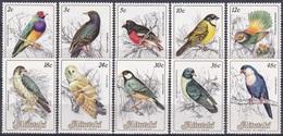 Aitutaki 1984 Tiere Fauna Animals Vögel Birds Oiseaux Pajaro Uccelli, Mi. 505-4 ** - Aitutaki