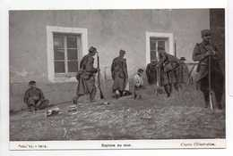 - CPA MILITAIRES - Espions Au Mur - - Guerre 1914-18