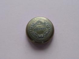 DENTOL ( Dentifrice Antiseptique DENTOL Eau-Pate-Poudre  ) Size +/- 4 Cm. ( Voir Photo Svp ) ! - Perfume & Beauty