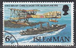 ISLE OF MAN      SCOTT NO. 109    USED   YEAR  1978 - Isle Of Man
