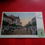 UDVOZLET GPORBOL BAROSS UT CACHET BARON DE LEVAY - Hongrie
