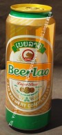 """Canette """"Beerlao"""" 500 ML - Cannettes"""