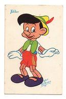 Carte Postale Personnage Walt Disney Chocolats Tobler - Sonstige