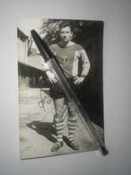 Photo Football RC LENS  MARIAN WISNIESKY  Signé Par Le Joueur - Photography