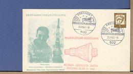 DEUTSCHE - 1962 - FRECHEN - RAKETEN ATRONAUTEN WELTRAUM - Europe