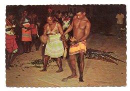 001, Surinam Suriname, Dexter Press DT 10100 C, Scene From Authentic Djuca Firedance Et Negro Creek - Surinam