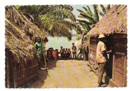 005, Surinam Suriname, Dexter Press DT 10147 C, Small Djuca Village - Surinam