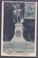 Carte Maximum Rouget De L'isle 1936 - Maximum Cards