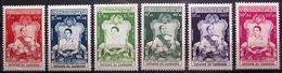 CAMBODGE              N° 57/62                   NEUF* - Cambodge