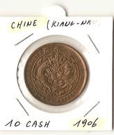 10 CASH 1906 - China