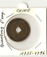 CASH 1735-1796 - China