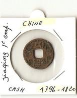 CASH 1796-1820 - Chine