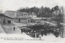 34)   JUVENAL  - Environs De Montpellier - Le Port Juvenal  - Les Barques - Other Municipalities