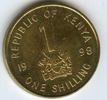 Kenya 1 Shilling 1998 KM 29 - Kenya