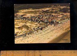 FORT MAHON Somme 80 : Vue Générale Aérienne  1977 - Fort Mahon