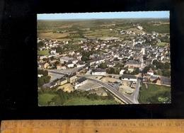 SAINT ST ETIENNE DE MONTLUC Loire Atlantique 44 : Vue Générale Aérienne Village / Station Service MOBIL / Défauts - Saint Etienne De Montluc