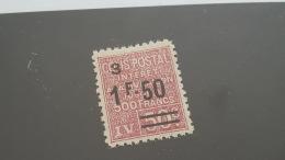LOT 397065 TIMBRE DE FRANCE NEUF* N°74 VALEUR 10 EUROS - Parcel Post