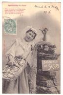 (Bergeret) 598, Spécialités De Pays Sardines Des Sables D'Olonne, Dos Non Divisé - Bergeret