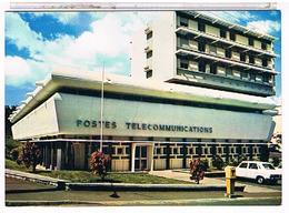 LA  REUNION  L' HOTEL  DES POSTES  A  SAINT  PIERRE   CPM    TBE  SS223 - Saint Pierre