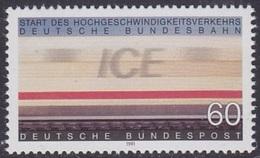 E127- Germany 1991 Deutsche Bundesbahn. - Germany