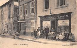 54 - MEURTHE ET MOSELLE / Foug - 542719 - Café Du Centre - Beau Cliché Animé - Foug
