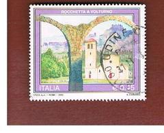 ITALIA REPUBBLICA  -   2005   ROCCHETTA A VOLTURNO   -   USATO  ° - 1946-.. République