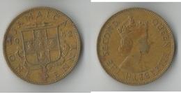 JAMAIQUE   1 PENNY 1962 - Jamaique
