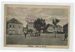 Pétange Olace De Marché - Petingen