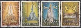 PORTUGAL 1967 Nº 1010/13 USADO - 1910-... République