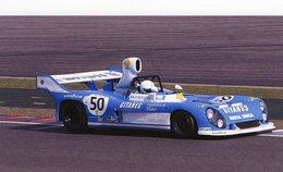 1000 Kms De Spa 1973  -   Matra-Simca MS670C  -  Pilote: Jean-Pierre Jarier  -  15x10 PHOTO - Le Mans