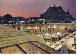 Paris - Perspective Vers St. Eustache Depuis Le Forum Des Halles  - (90100-026) - Autres Monuments, édifices