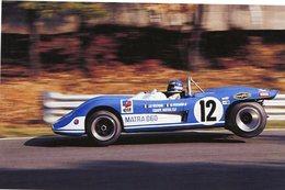 1000 Kms De Paris 1970  -   Matra 660  -  Pilote: Jean-Pierre Beltoise  -  15x10 PHOTO - Le Mans