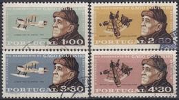 PORTUGAL 1969 Nº 1065/68 USADO - 1910-... République