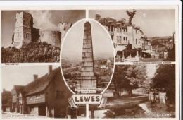 AN26 Lewes Multiview - RPPC - Otros