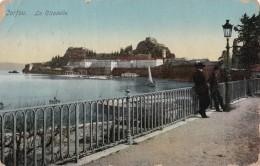 AQ42 Corfou, La Citadelle - Greece