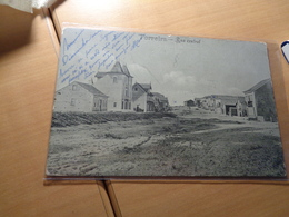 POSTALE TORREIRA RUA PRINCIPAL 1916? - Aveiro